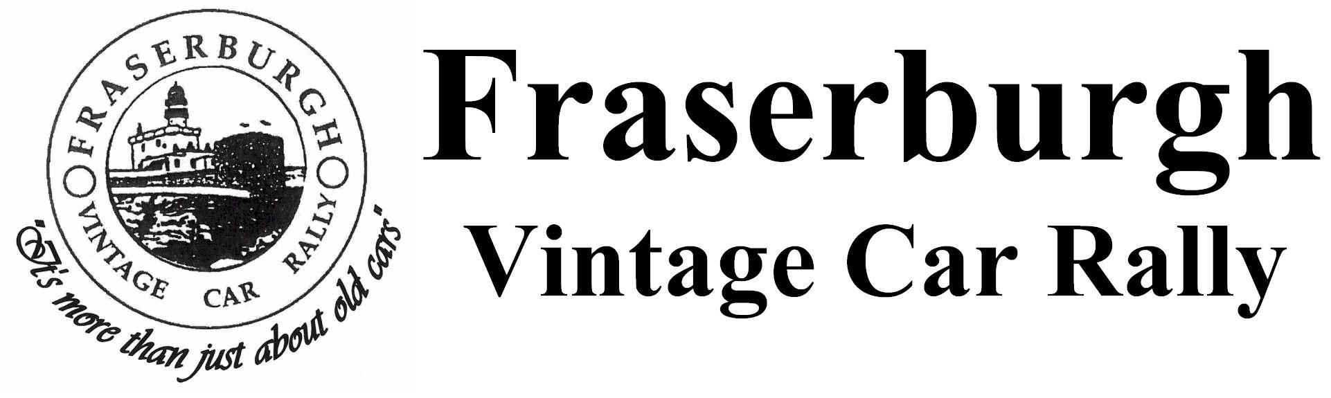 Fraserburgh Vintage Car Rally.